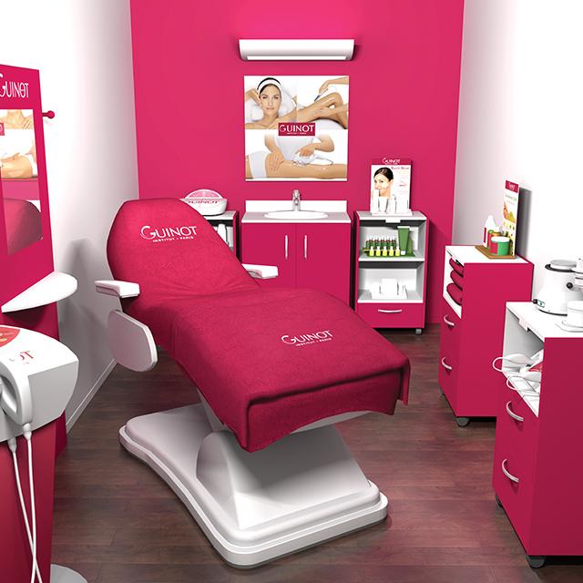 Institut de beaut guinot cahors salon de soin esth tique et produits de maquillage cahors - Salon de soins esthetiques ...